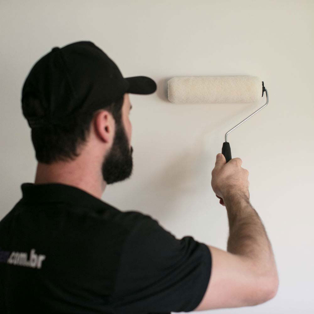 Serviços de pintura com qualidade e equipe especializada