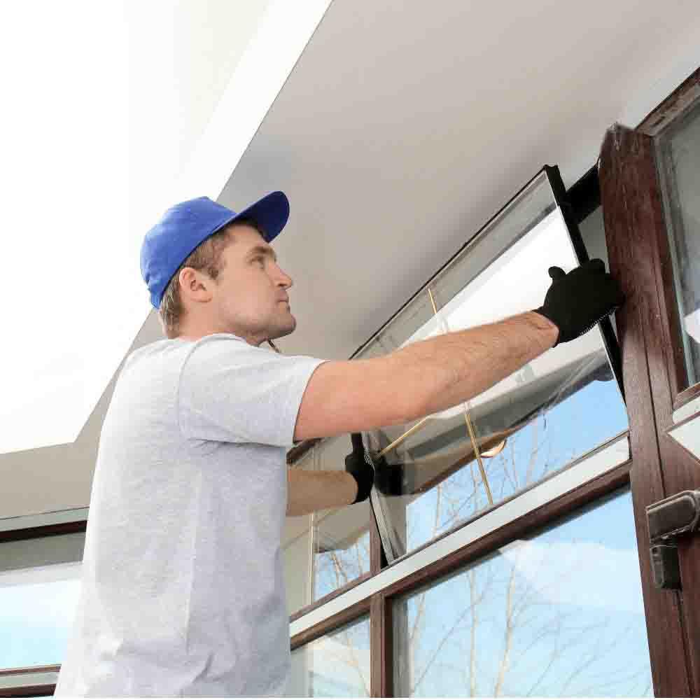 Empresa de instalação de vidros residenciais Tempo Tem